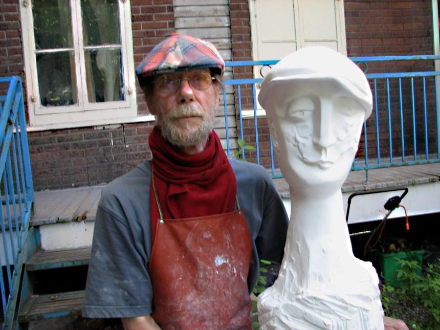 Décès du peintre automatiste André Turpin