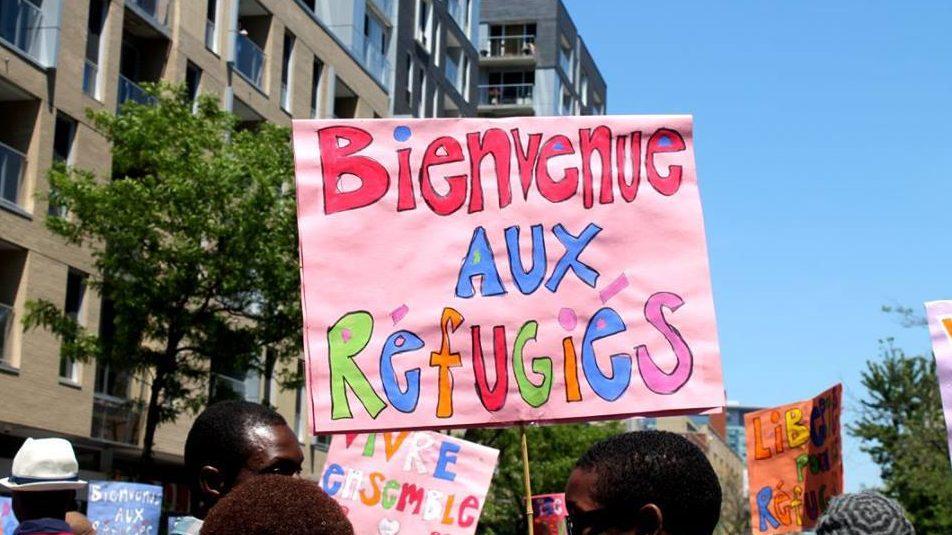 L'organisme Action Réfugié Montréal travaille et milite pour le parrainage des familles de réfugiés dans la métropole.