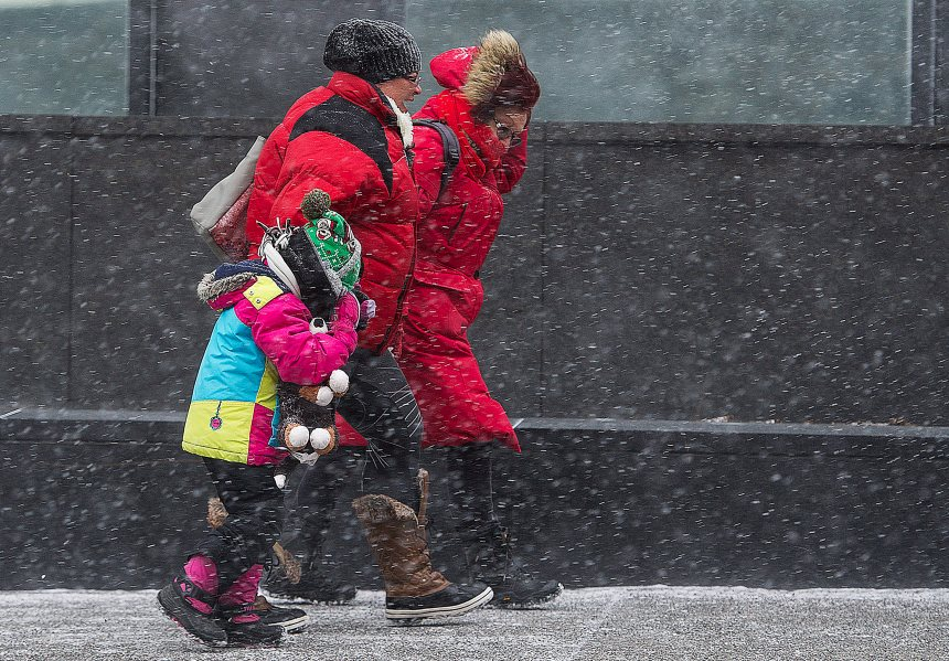 Les écoles de Montréal fermées mercredi
