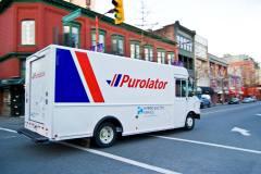 Les syndiqués d'Unifor chez Purolator se dotent d'un mandat de grève