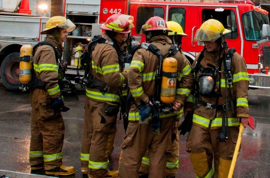 De plus en plus d'appels à gérer pour les pompiers