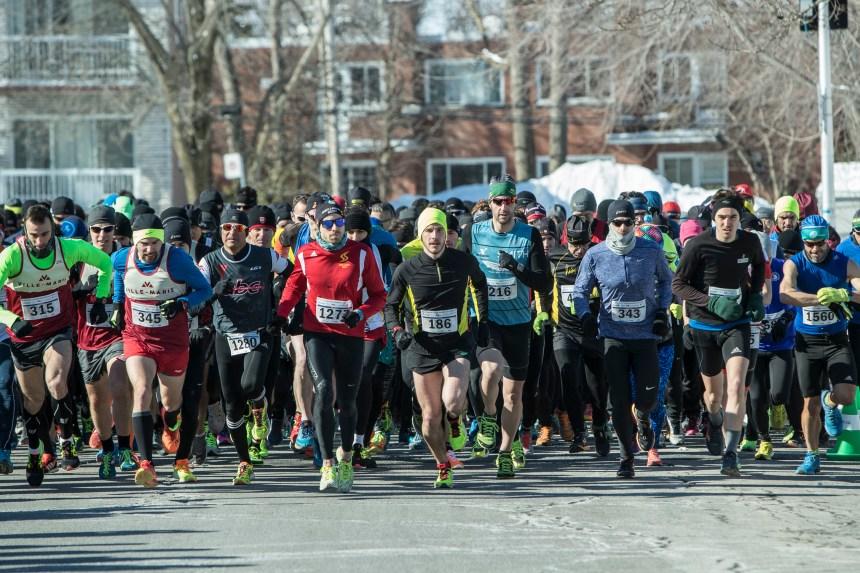 1500 coureurs et marcheurs envahissent LaSalle