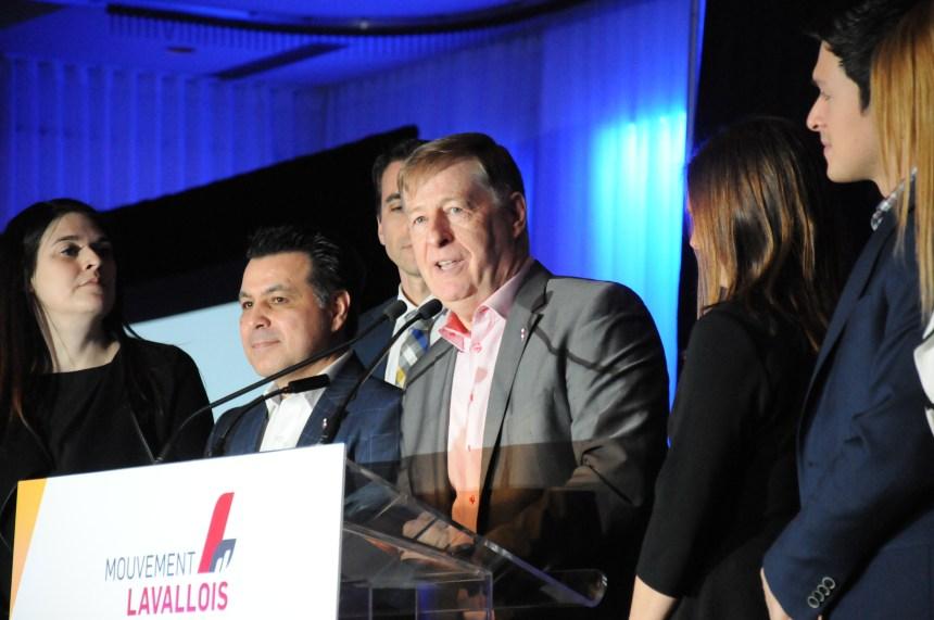 Laval: le maire Demers en mode électoral