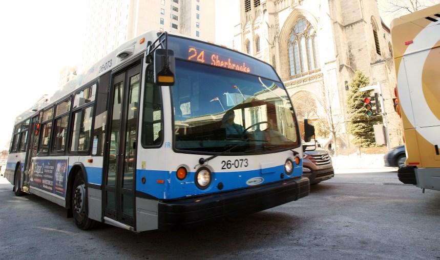 Des bus légèrement plus ponctuels depuis le début de l'année