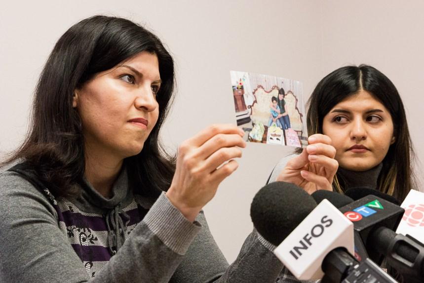 Trois semaines accordées à une Montréalaise pour ramener son fils d'Iran