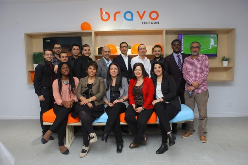 Une évolution exponentielle pour Bravo Telecom