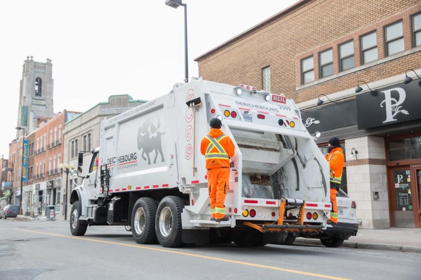 L'horaire de collecte de recyclage change dans le Sud-Ouest