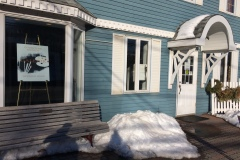 Une nouvelle galerie d'art à Hudson