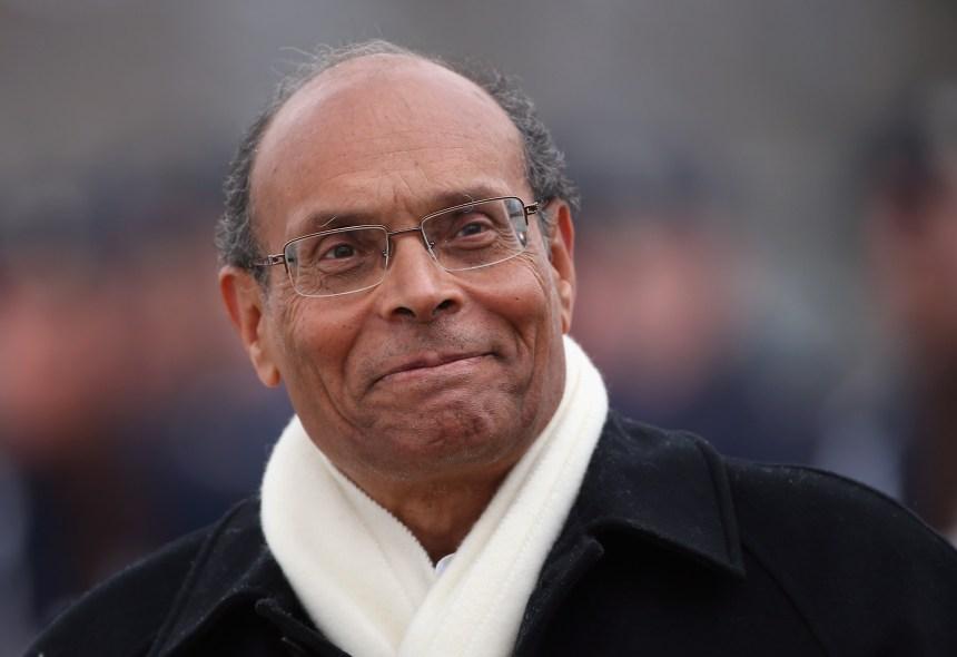 Moncef Marzouki: «La Tunisie est restée forte»