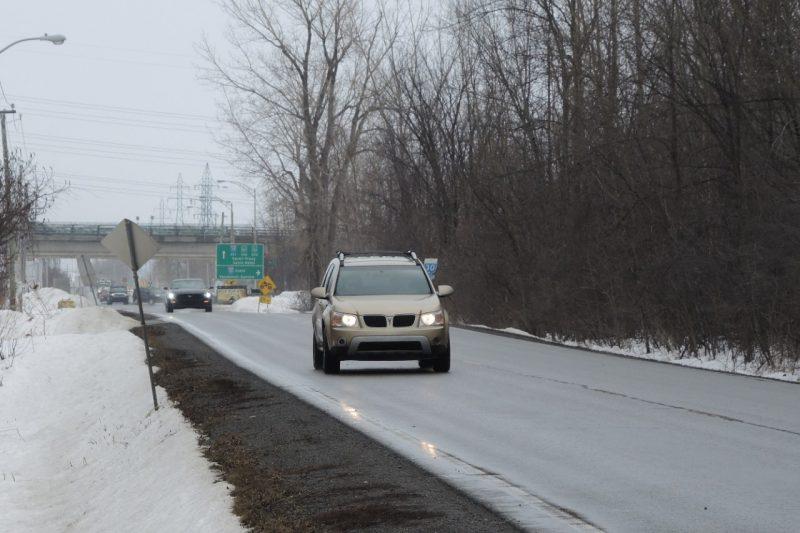 Kahnawake souhaite interdire l'accès à la route 207 le matin aux non-résidents