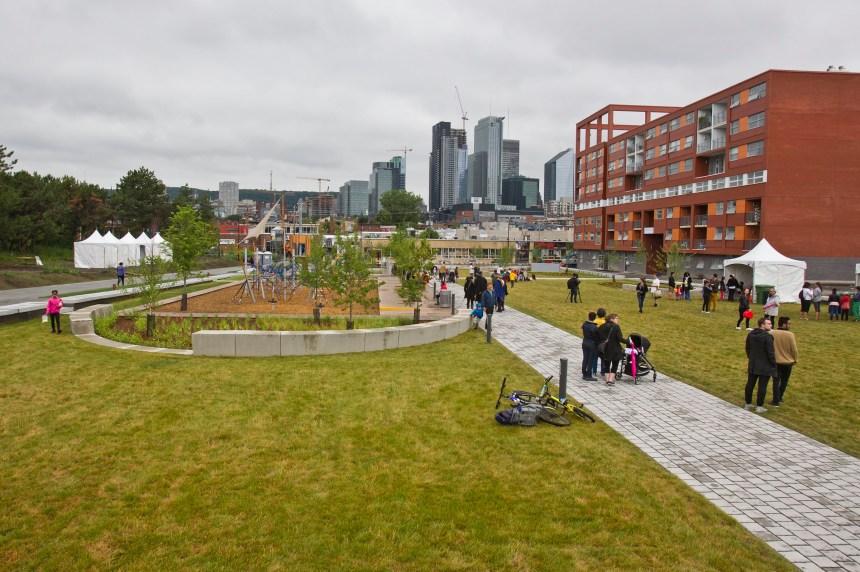 Un Grand Prix du Design pour le parc Bassin-à-Gravier
