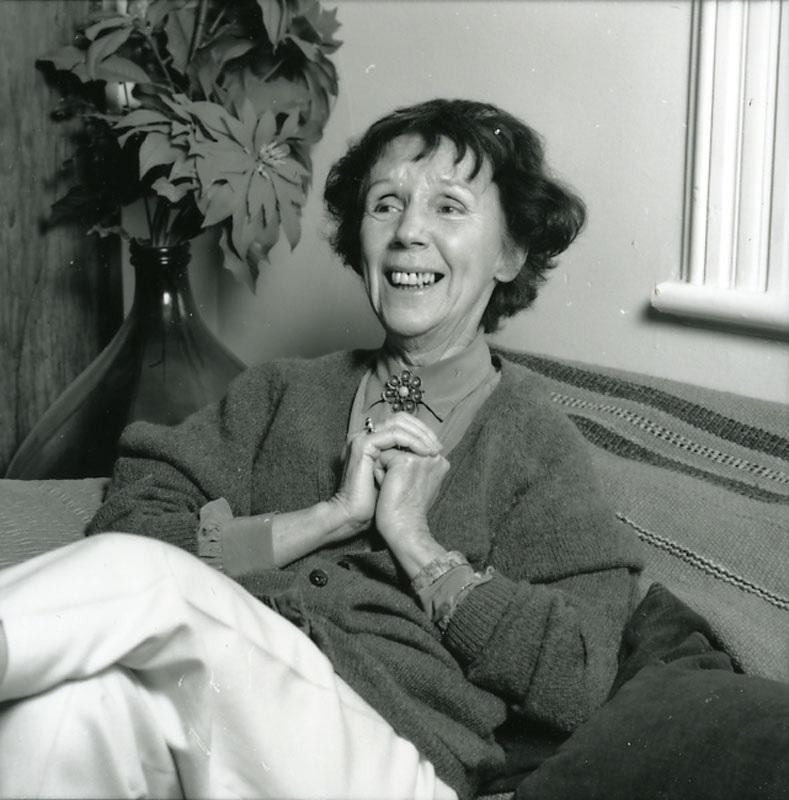Marcelle Ferron, une «bâtisseuse» de Montréal