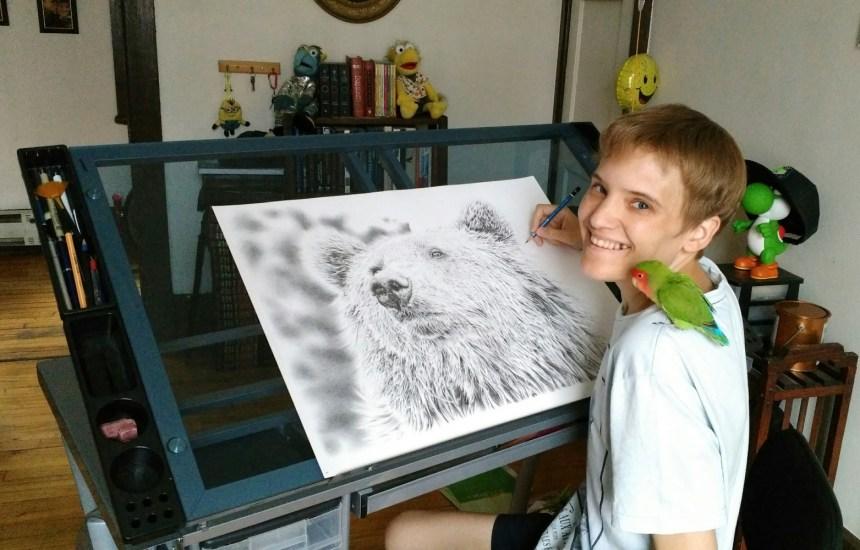 Faire de son autisme un atout artistique
