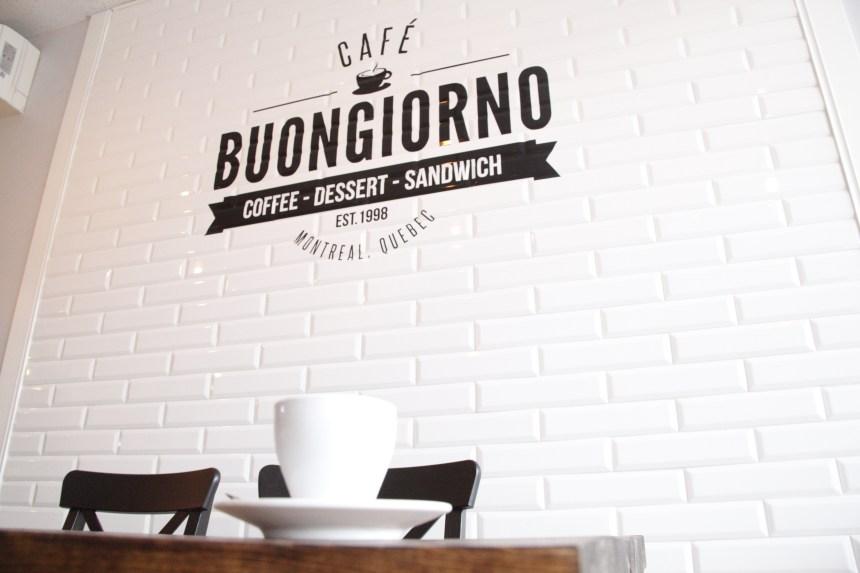Un nouveau café italien sur la rue Jean-Talon