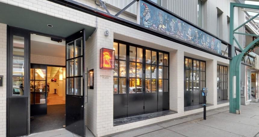 Un restaurant de la Plaza parmi les meilleurs au pays