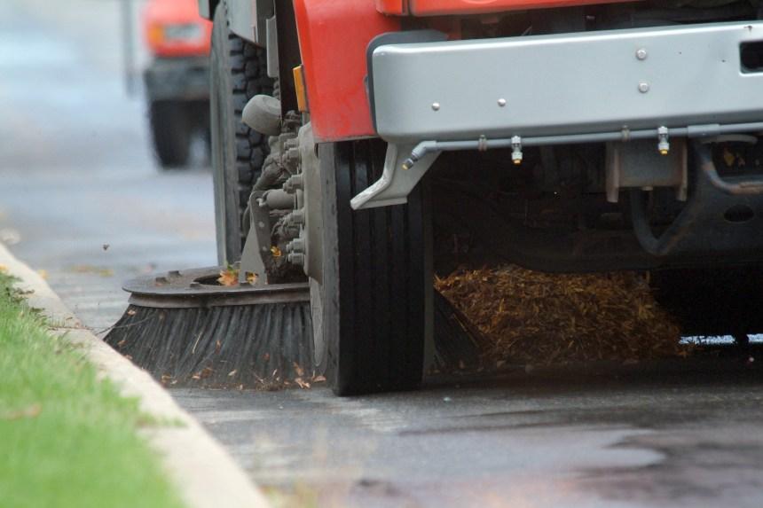 Les opérations de nettoyage des rues sont de retour