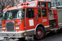 Incendie dans un immeuble à loyers modiques à Montréal