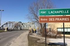 Le secteur du pont Lachapelle à Cartierville est à éviter, selon des spécialistes