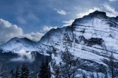 Les corps des 3 alpinistes disparus dans le parc de Banff ont été retrouvés