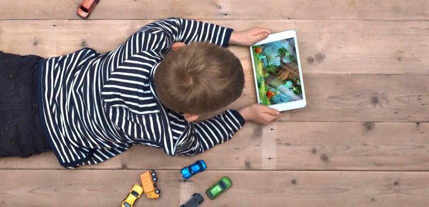 L'effet des écrans sur les enfants