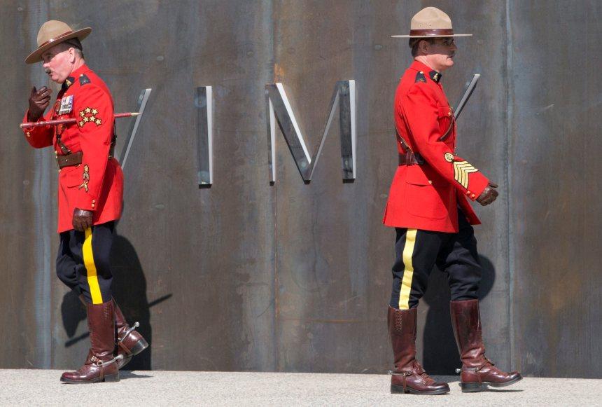 Le premier ministre Trudeau commémore la bataille de Vimy