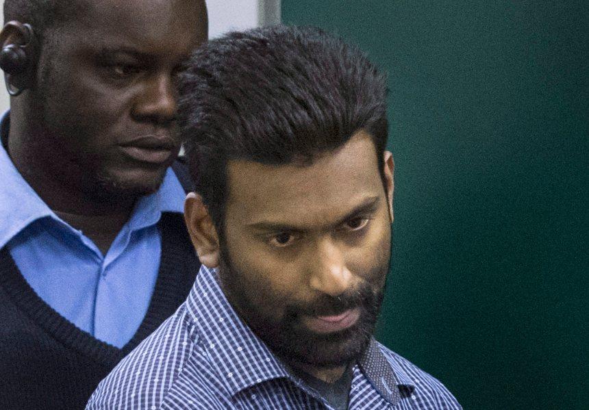 Arrêt Jordan: Thanabalasingam renvoyé au Sri Lanka dans 2 semaines