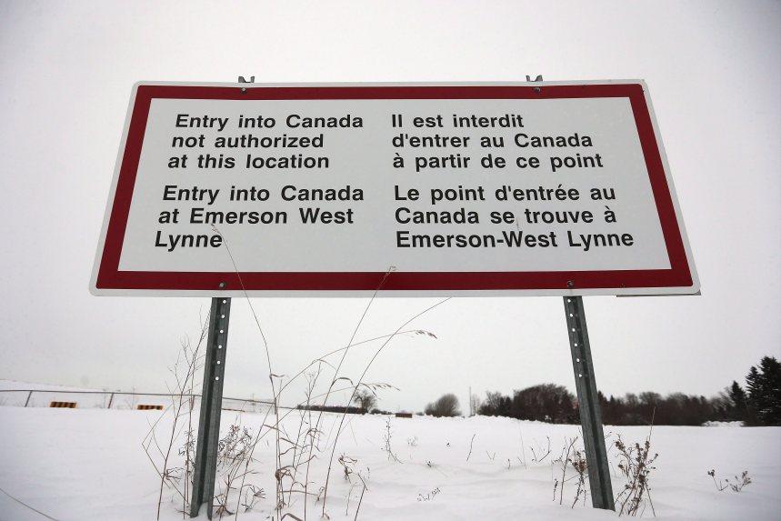 Ottawa et le Manitoba ne s'entendent pas sur la gestion des réfugiés