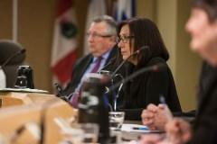 La mairesse de LaSalle, Manon Barbe, nommée présidente du conseil d'agglomération