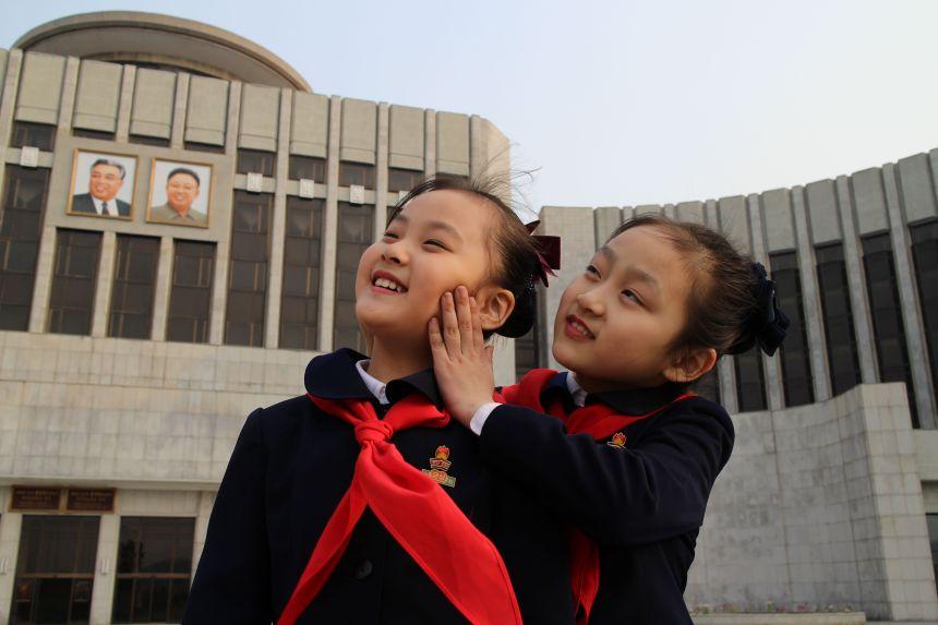 Under the Sun: Une vie à l'ombre en Corée du Nord
