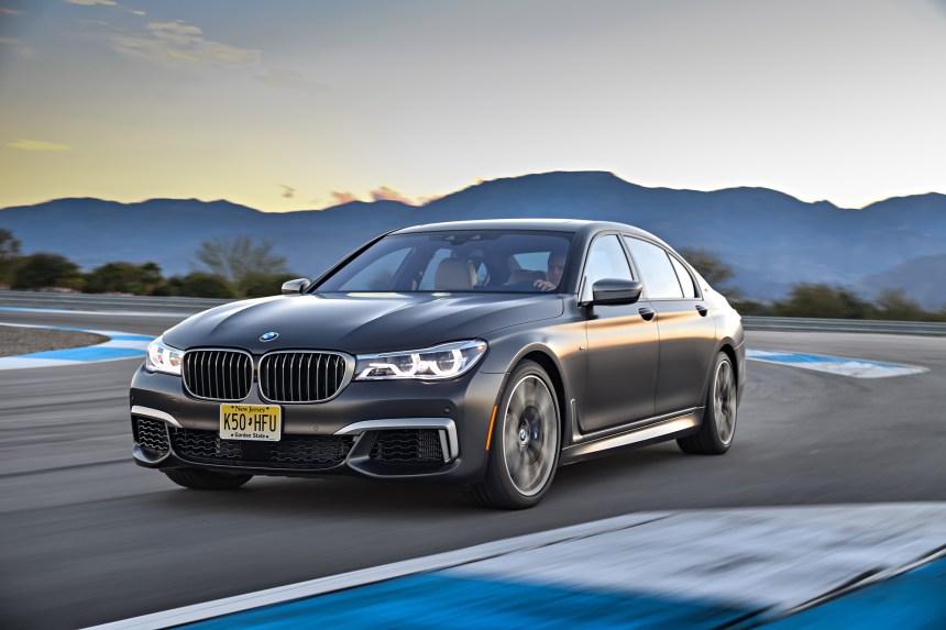 BMW M760Li xDrive 2018: Une M7 «Light»