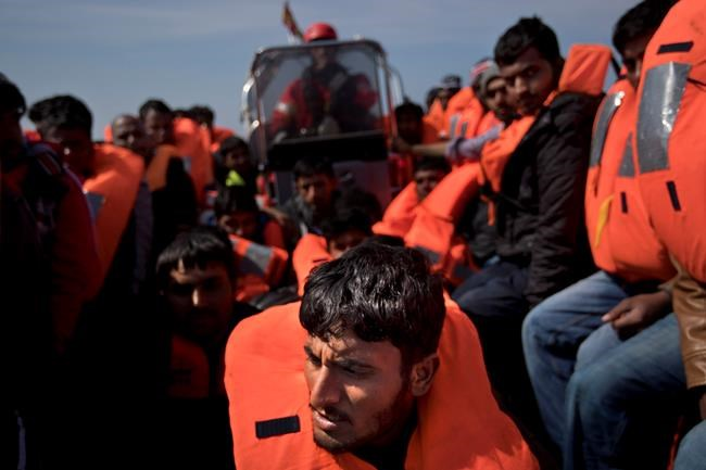 Maroc: 615 migrants secourus par la Marine en Méditerranée