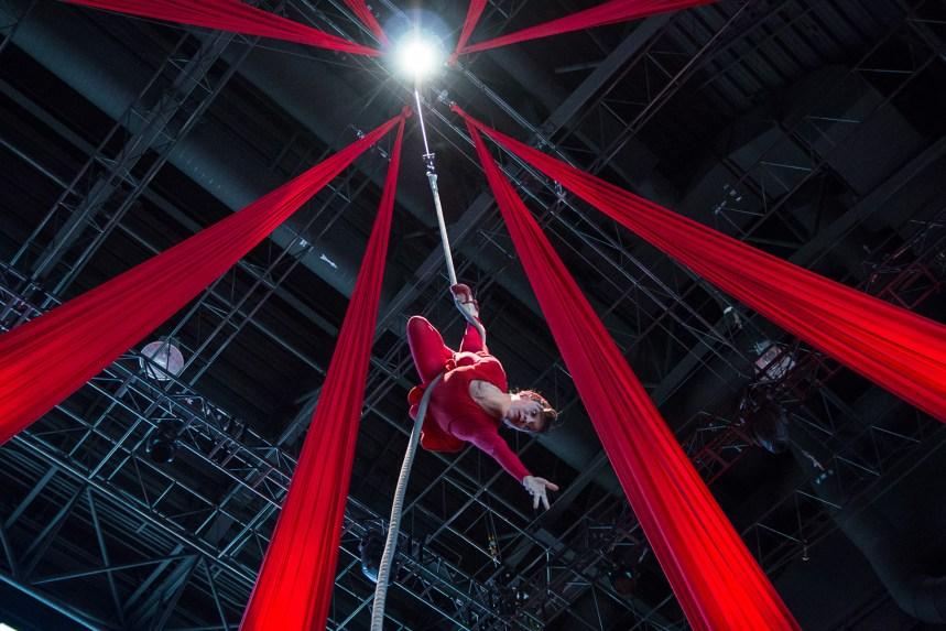 Cirque, courts métrages et bouffe pour fêter les 375 ans de Montréal dans les quartiers