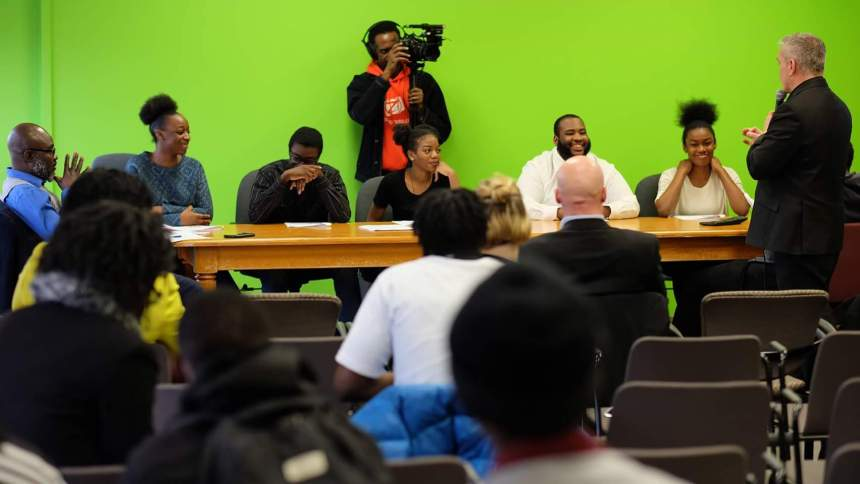 Des jeunes de RDP réclament un Centre communautaire de loisirs jeunesse