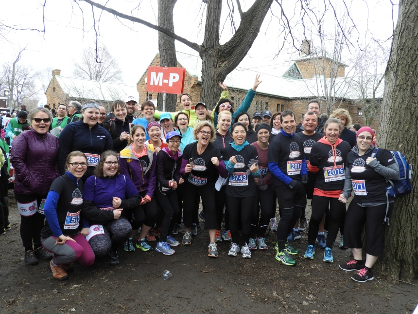 Une course payante pour la Fondation HMR