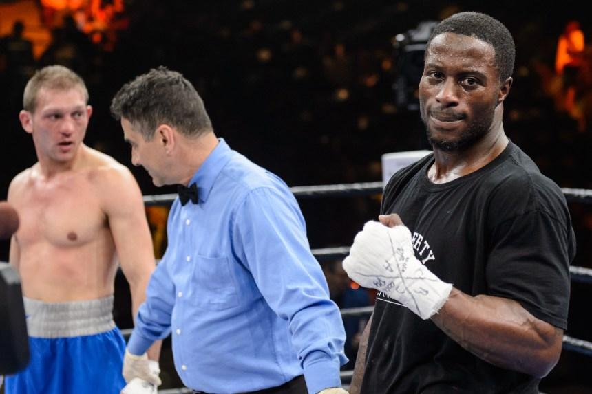 Un boxeur canadien se dit victime de profilage racial