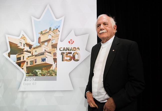 Postes Canada dévoile un timbre sur Habitat 67