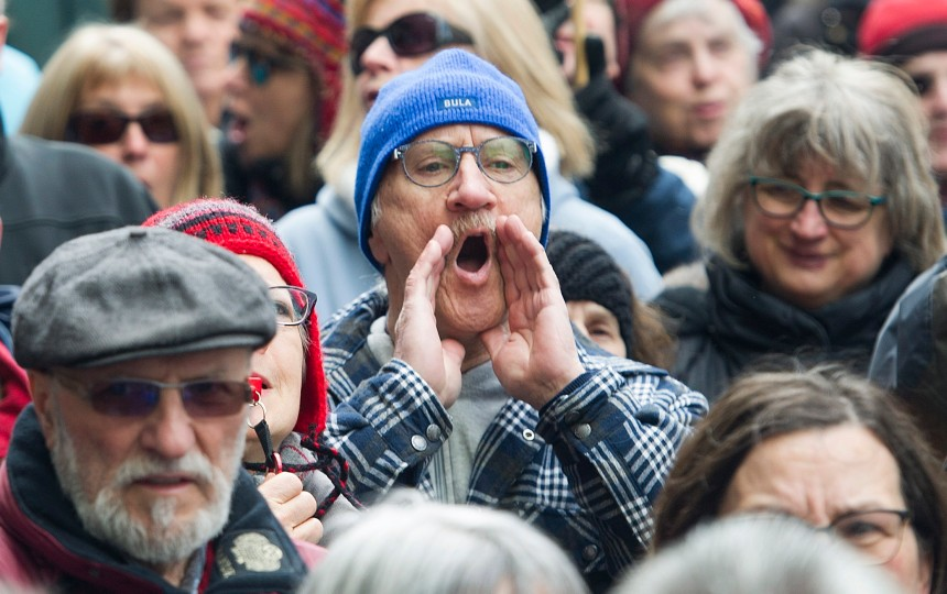 Autre manifestation citoyenne contre Bombardier dimanche
