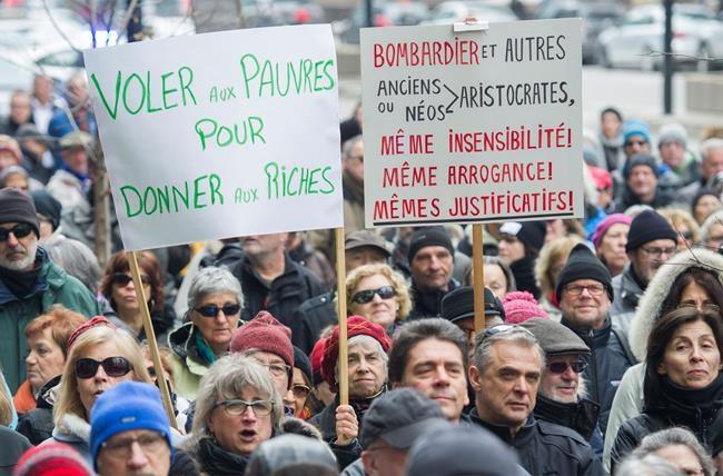 Rémunération: Bombardier recule