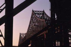 Pont Jacques-Cartier: fermeture de nuit d'une bretelle d'accès à compter de la fin avril