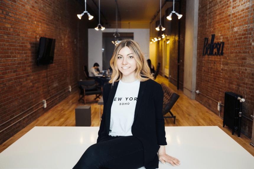 Une Montréalaise crée un site de porno féministe