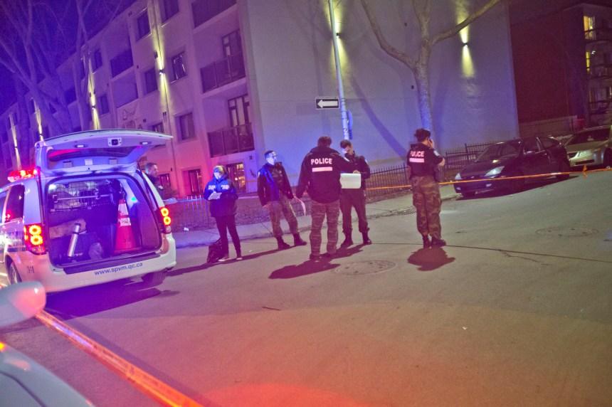 Tentative de meurtre à Montréal-Nord