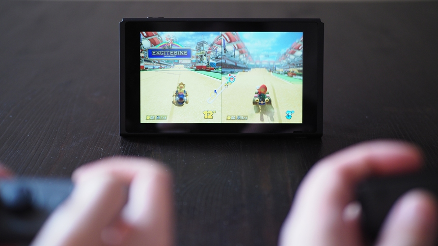 Essai de Mario Kart 8 Deluxe pour la Nintendo Switch