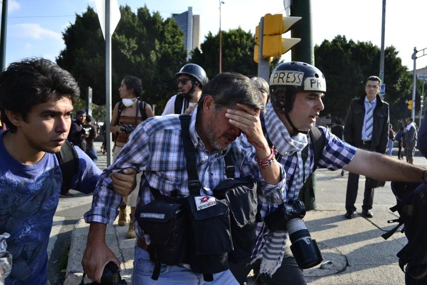 L'enfer des journalistes mexicains