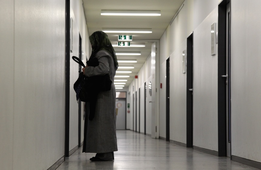 Allemagne: les fonctionnaires devront découvrir leur visage