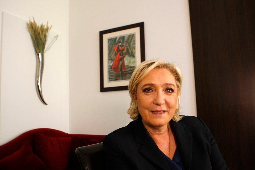 Marine Le Pen émet un dernier message