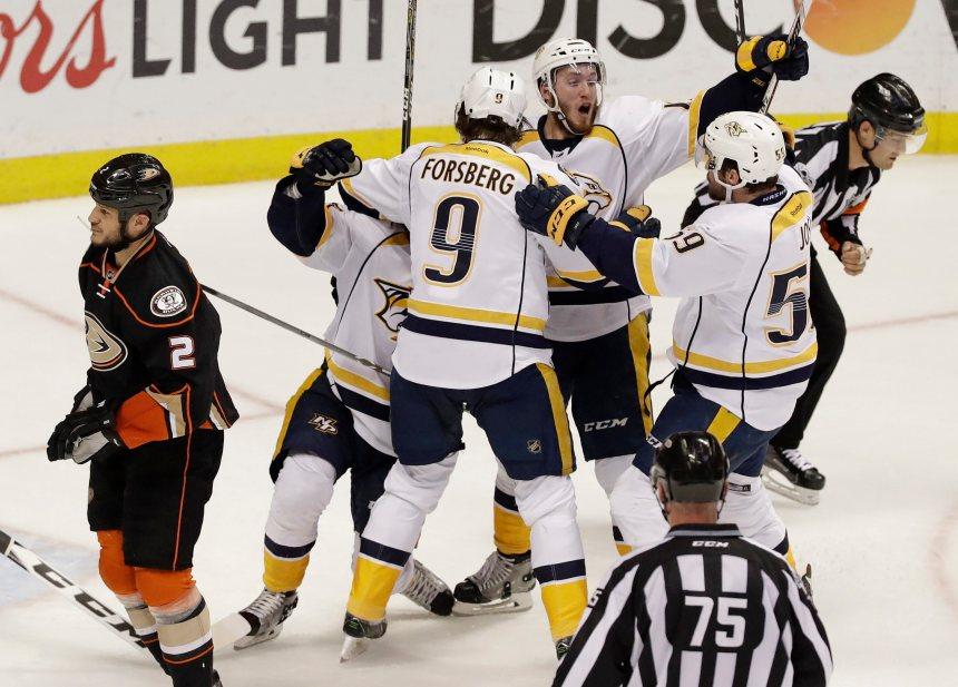 Les Predators à une victoire de la finale de la Coupe Stanley