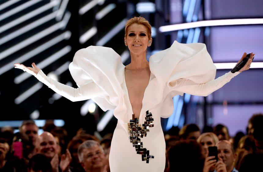 Céline Dion est atteinte de béance tubaire