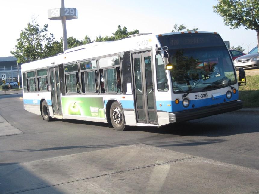 Nouvelle ligne de bus dans Rivière-des-Prairies–Pointe-aux-Trembles