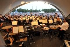 L'orchestre symphonique fait un arrêt dans MHM