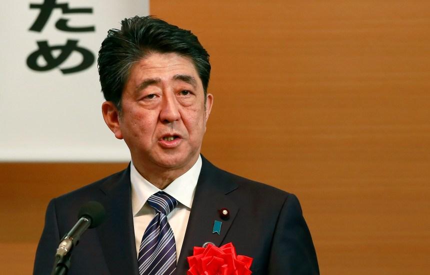 Le PM japonais souhaite revisiter la Constitution